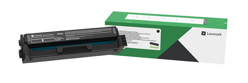 Lexmark C3220K0 sort original 1.500 sider Lexmark MC3224, 3326