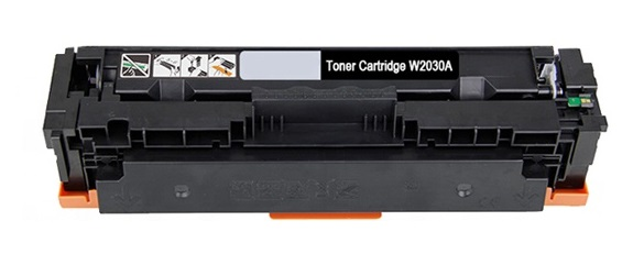 HP 415A sort toner 2.400 sider kompatibel HP W2030A